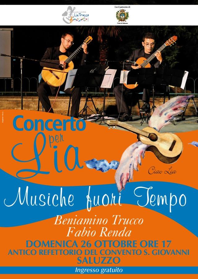 Concerto per Lia, 6° anniversario